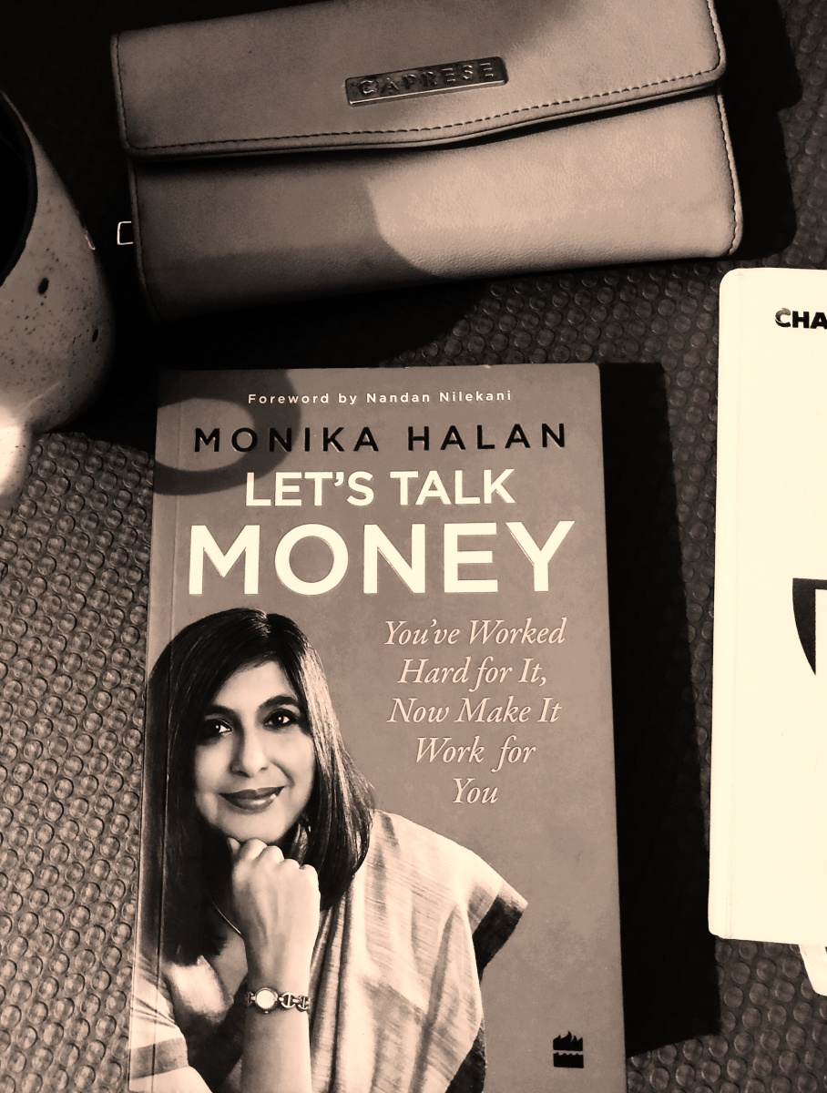 Book Recommendation – Let's Talk Money – Monika Halan